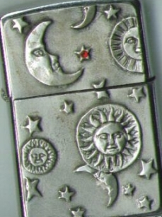zodiac lighter