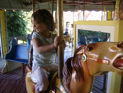 dutch village carousel grin